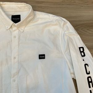 Barney Cools Long Sleeve Button Up